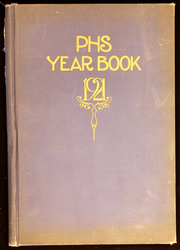 Page 1, 1921 Edition, Portland High School - Totem Yearbook (Portland, ME) online yearbook collection