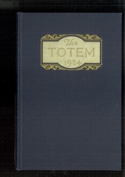 Page 1, 1924 Edition, Portland High School - Totem Yearbook (Portland, ME) online yearbook collection