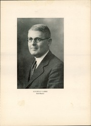Page 9, 1936 Edition, Portland High School - Totem Yearbook (Portland, ME) online yearbook collection
