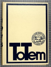 Page 1, 1975 Edition, Portland High School - Totem Yearbook (Portland, ME) online yearbook collection
