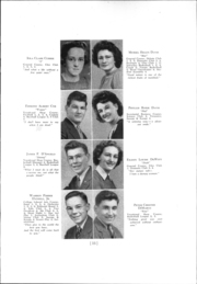 Page 12, 1943 Edition, Stearns High school - Northern Lights Yearbook (Millinocket, ME) online yearbook collection