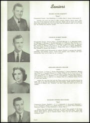 Page 10, 1957 Edition, Stearns High school - Northern Lights Yearbook (Millinocket, ME) online yearbook collection