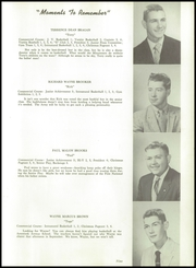 Page 11, 1957 Edition, Stearns High school - Northern Lights Yearbook (Millinocket, ME) online yearbook collection