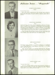 Page 12, 1957 Edition, Stearns High school - Northern Lights Yearbook (Millinocket, ME) online yearbook collection