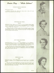 Page 13, 1957 Edition, Stearns High school - Northern Lights Yearbook (Millinocket, ME) online yearbook collection