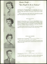 Page 14, 1957 Edition, Stearns High school - Northern Lights Yearbook (Millinocket, ME) online yearbook collection