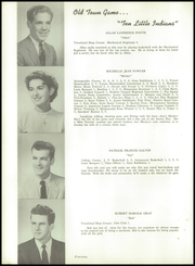Page 16, 1957 Edition, Stearns High school - Northern Lights Yearbook (Millinocket, ME) online yearbook collection