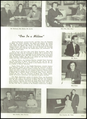 Page 7, 1957 Edition, Stearns High school - Northern Lights Yearbook (Millinocket, ME) online yearbook collection