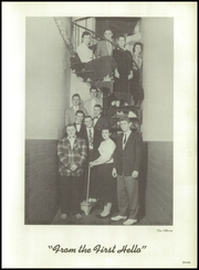Page 9, 1957 Edition, Stearns High school - Northern Lights Yearbook (Millinocket, ME) online yearbook collection
