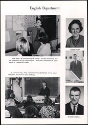 Page 14, 1966 Edition, Stearns High school - Northern Lights Yearbook (Millinocket, ME) online yearbook collection