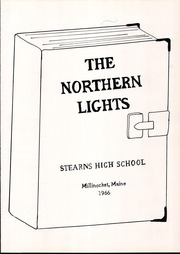 Page 5, 1966 Edition, Stearns High school - Northern Lights Yearbook (Millinocket, ME) online yearbook collection
