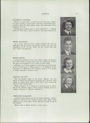 Page 13, 1944 Edition, Upper Kennebec Valley High School - Boreas Yearbook (Bingham, ME) online yearbook collection