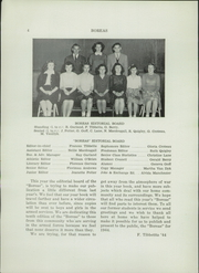 Page 6, 1944 Edition, Upper Kennebec Valley High School - Boreas Yearbook (Bingham, ME) online yearbook collection