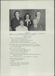 Page 9, 1944 Edition, Upper Kennebec Valley High School - Boreas Yearbook (Bingham, ME) online yearbook collection