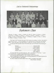Page 11, 1958 Edition, Upper Kennebec Valley High School - Boreas Yearbook (Bingham, ME) online yearbook collection