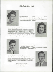 Page 13, 1958 Edition, Upper Kennebec Valley High School - Boreas Yearbook (Bingham, ME) online yearbook collection