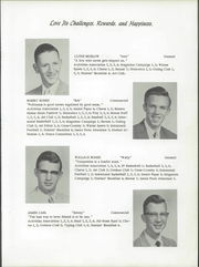 Page 15, 1958 Edition, Upper Kennebec Valley High School - Boreas Yearbook (Bingham, ME) online yearbook collection