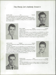 Page 16, 1958 Edition, Upper Kennebec Valley High School - Boreas Yearbook (Bingham, ME) online yearbook collection