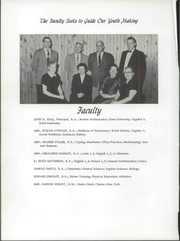 Page 6, 1958 Edition, Upper Kennebec Valley High School - Boreas Yearbook (Bingham, ME) online yearbook collection