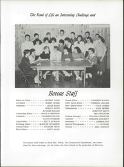 Page 7, 1958 Edition, Upper Kennebec Valley High School - Boreas Yearbook (Bingham, ME) online yearbook collection