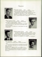 Page 12, 1962 Edition, Upper Kennebec Valley High School - Boreas Yearbook (Bingham, ME) online yearbook collection
