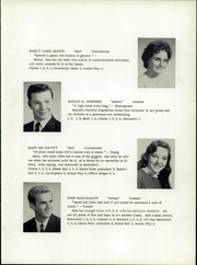 Page 15, 1962 Edition, Upper Kennebec Valley High School - Boreas Yearbook (Bingham, ME) online yearbook collection