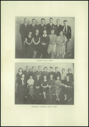 Page 16, 1934 Edition, Harmony High School - The Ferguson Yearbook (Harmony, ME) online yearbook collection