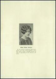 Page 4, 1934 Edition, Harmony High School - The Ferguson Yearbook (Harmony, ME) online yearbook collection