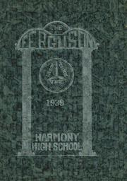 Page 1, 1939 Edition, Harmony High School - The Ferguson Yearbook (Harmony, ME) online yearbook collection