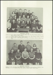 Page 7, 1939 Edition, Harmony High School - The Ferguson Yearbook (Harmony, ME) online yearbook collection