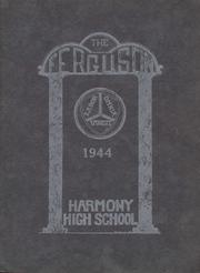 1944 Edition, Harmony High School - The Ferguson Yearbook (Harmony, ME)