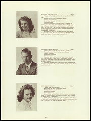 Page 10, 1949 Edition, Harmony High School - The Ferguson Yearbook (Harmony, ME) online yearbook collection