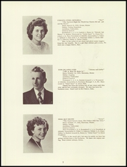 Page 11, 1949 Edition, Harmony High School - The Ferguson Yearbook (Harmony, ME) online yearbook collection