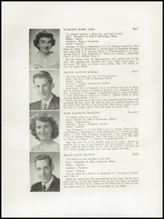 Page 10, 1952 Edition, Harmony High School - The Ferguson Yearbook (Harmony, ME) online yearbook collection