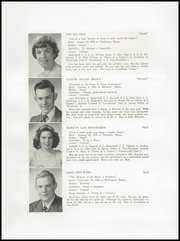 Page 11, 1952 Edition, Harmony High School - The Ferguson Yearbook (Harmony, ME) online yearbook collection