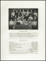 Page 8, 1952 Edition, Harmony High School - The Ferguson Yearbook (Harmony, ME) online yearbook collection