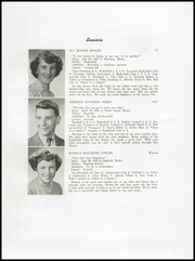 Page 9, 1952 Edition, Harmony High School - The Ferguson Yearbook (Harmony, ME) online yearbook collection