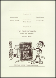 Page 40, 1954 Edition, Harmony High School - The Ferguson Yearbook (Harmony, ME) online yearbook collection
