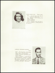 Page 10, 1958 Edition, Harmony High School - The Ferguson Yearbook (Harmony, ME) online yearbook collection