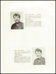 Page 11, 1958 Edition, Harmony High School - The Ferguson Yearbook (Harmony, ME) online yearbook collection