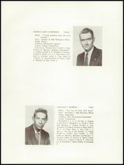 Page 12, 1958 Edition, Harmony High School - The Ferguson Yearbook (Harmony, ME) online yearbook collection
