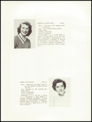 Page 13, 1958 Edition, Harmony High School - The Ferguson Yearbook (Harmony, ME) online yearbook collection
