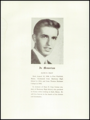 Page 6, 1958 Edition, Harmony High School - The Ferguson Yearbook (Harmony, ME) online yearbook collection