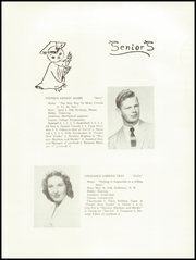 Page 9, 1958 Edition, Harmony High School - The Ferguson Yearbook (Harmony, ME) online yearbook collection