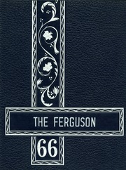 1966 Edition, Harmony High School - The Ferguson Yearbook (Harmony, ME)