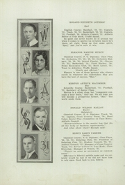 Page 12, 1931 Edition, Wilton Academy - Eagle Yearbook (Wilton, ME) online yearbook collection