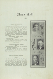 Page 9, 1931 Edition, Wilton Academy - Eagle Yearbook (Wilton, ME) online yearbook collection