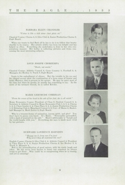 Page 11, 1935 Edition, Wilton Academy - Eagle Yearbook (Wilton, ME) online yearbook collection