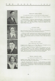 Page 12, 1935 Edition, Wilton Academy - Eagle Yearbook (Wilton, ME) online yearbook collection
