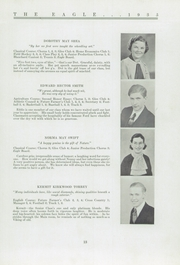 Page 15, 1935 Edition, Wilton Academy - Eagle Yearbook (Wilton, ME) online yearbook collection